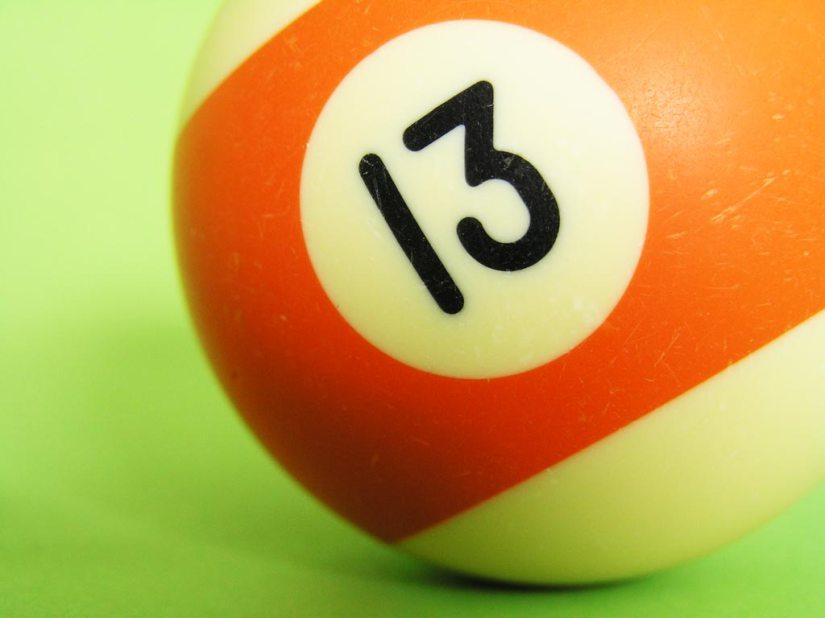 13-ball