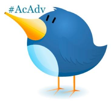 #AcAdv Chat