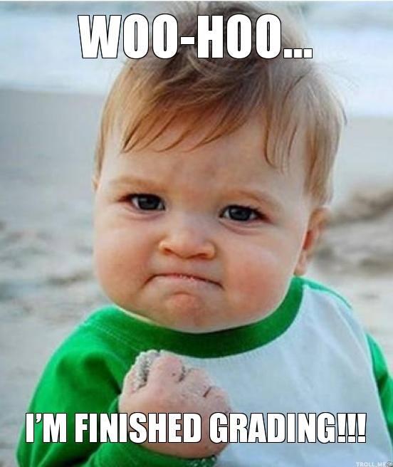 FinishedGrading