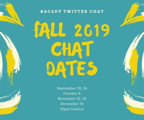 AcAdvChat_Fall_2019_Schedule
